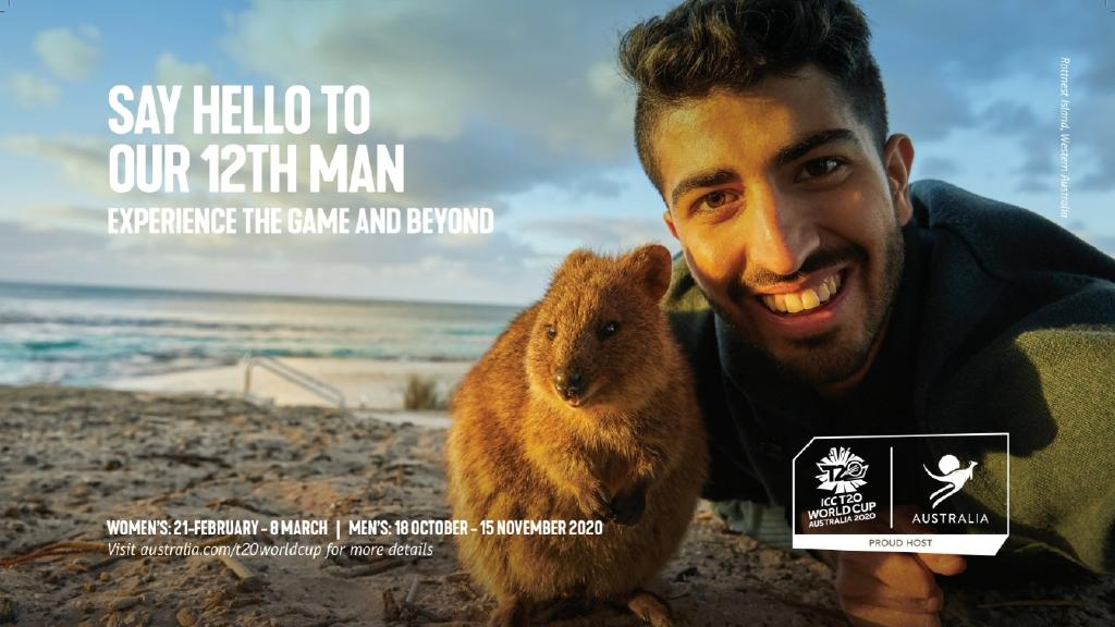 Tourism Australia has launched a new tourism campaign in India to drive visitors ahead of the T20 cricket world cup next year. This image features Rottnest Island, Western Australia. PICTURE: SUPPLIED
